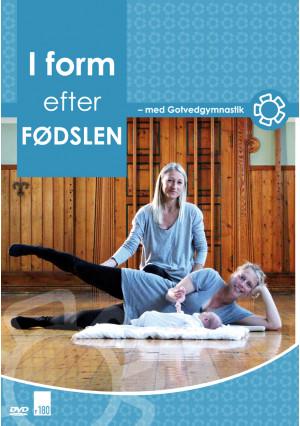 Gymnastik efter fødsel DVD