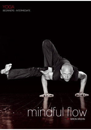 Yoga dvd Simon Krohn Mindful Flow