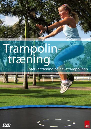 Trampolin træning på DVD