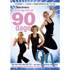 Slank dig med træning DVD